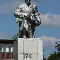 Памятник Жукову, Мосты