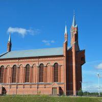Мосты. Костел Божьей Матери / Mosty. Church of Our Lady, Мосты