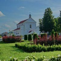 Костёл Архангела Михаила - Church of the Archangel Michael, Новогрудок