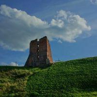 Руины Новогрудского замка  - The ruins of the castle of Novogrudok, Новогрудок