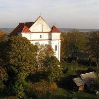 Naugardukas church, Новогрудок