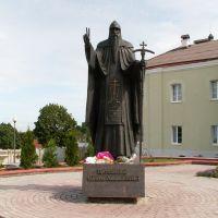 Преподобный Елисей Лавришевский, Новогрудок