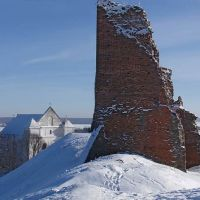 Novogrudok Castle Ruins and Farny Church, Новогрудок