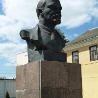 Lenin in Novagrudak, Новогрудок