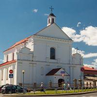 костёл Святого Архангела Михаила, Новогрудок