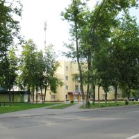 house of domestic services, Островец