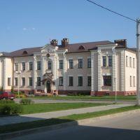 Бывшая больница, теперь суд, Ошмяны