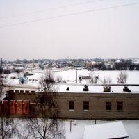 oshmyany and snow, Ошмяны