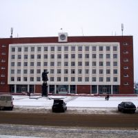 oshmyany civic hall, Ошмяны