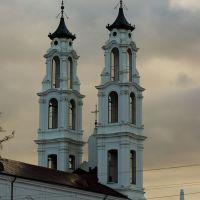 Ошмяны, костел св. Михаила Архангела, Ошмяны