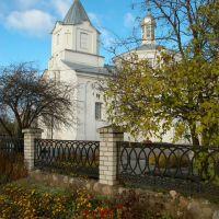 Ошмяны, церковь Воскресенская, Ошмяны