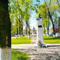 Единственный в мире памятник Сталину, установленный в 21 веке, Свислочь