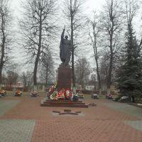 Памятник ВОВ, Слоним