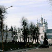 Slonim, center, Слоним