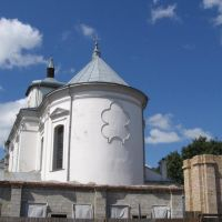Slonim, Church of the Immaculate Conception of Blessed Virgin Mary and the convent of Bernardine  (1690), Слоним