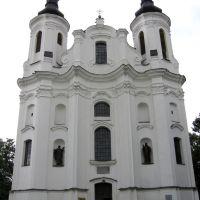 Slonim. St.Andreas church, Слоним