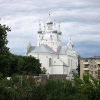 Slonim. Orthodox church., Слоним