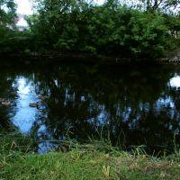 Канал Агінскага, Слоним