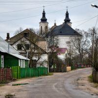 Slonim. Urban landscape (by www.vandrouka.by), Слоним