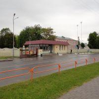 КПП В/Ч 33933, Слоним