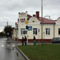 улица Пушкина, Слоним