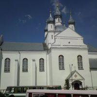 Слоним,Спасо-Преображенский собор, Слоним