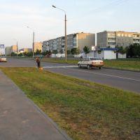 Yubileynaya-street, Сморгонь