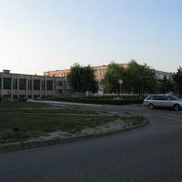 "middleschool №5 in the microdistrict ""Vostochny"" (""the Eastern""), Сморгонь"