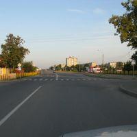 Kolasa-street, Сморгонь