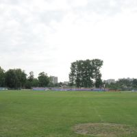 "the stadium ""Yunost"", Сморгонь"