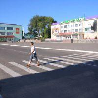 Berezino square_14 July 2009, Березино