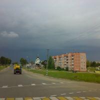 М-4 Минск-Могилев (на Минск). Березино, Березино