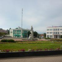 centre of berezino, Березино