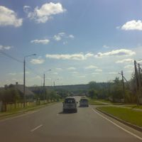 Маяковского улица, Березино