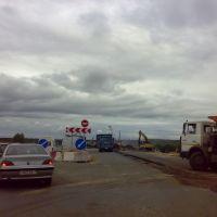 Building autostrada М-4  28/08/2012, Березино