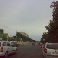 Октябрьская улица, Березино