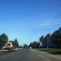 Горького улица 31/08/2012, Березино