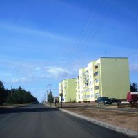 Зеленая улица 31/08/2012, Березино