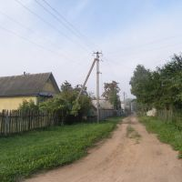 podolskaya street, Бобр