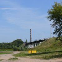 Мост через Березену, Борисов