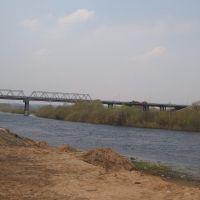 Река Березина, Борисов