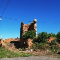 Руины борисовской тюрьмы, Борисов