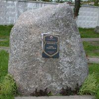 Культавы Любэцкі камень з ямкамі, Вилейка