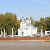 Church, Вилейка