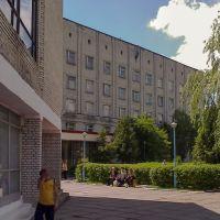Цэнтральная раённая паліклініка (The central regional polyclinic), Вилейка