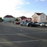 Площадь, Воложин