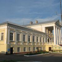 Былы палац Тышкевічаў., Воложин
