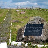 Мемориал погибшим евреям, Городея