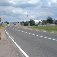 P73 Road to Nesvish, Городея