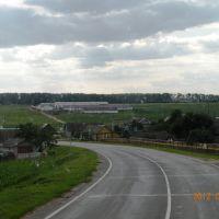 Малявщина., Городея